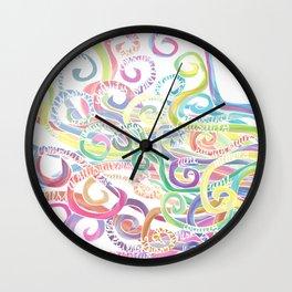 Phrenoliza Wall Clock