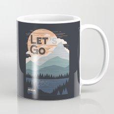 Let's Go Mug