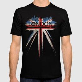 London Pride_Black T-shirt
