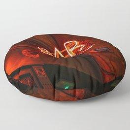 BAR (Color) Floor Pillow