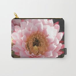 Flor de Cactus Carry-All Pouch