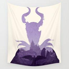 Maleficent (II) Wall Tapestry