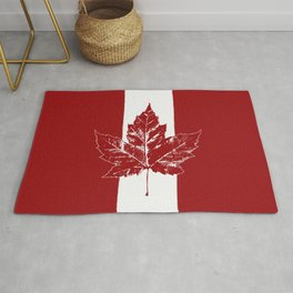 Cool Canada Souvenirs Rug