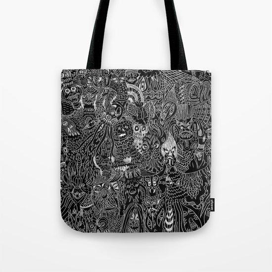 Peepers Tote Bag