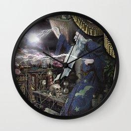 ETERNAL WISDOM Wall Clock