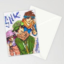 Modern SNK Stationery Cards