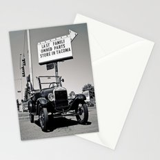 Family owned Stationery Cards