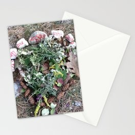 Offerings to Mihr Stationery Cards