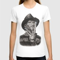 freddy krueger T-shirts featuring freddy krueger by calibos