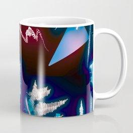 Postmodern Neon 80s Lights No.2 Coffee Mug