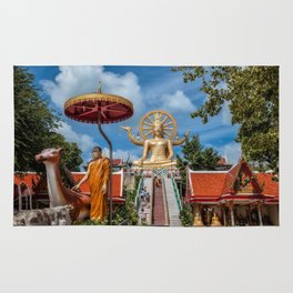 Big Buddha Temple Rug