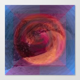 OceanEarth Canvas Print