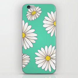 Daisies iPhone Skin