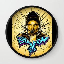 Yo Bitch!.....Jesse Pinkman (Breaking Bad) Wall Clock