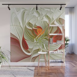 Fractal Art Bring Color Into Your Life Wall Mural