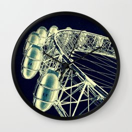 The London Eye Wall Clock