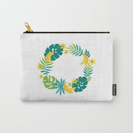 Banana tropical Carry-All Pouch