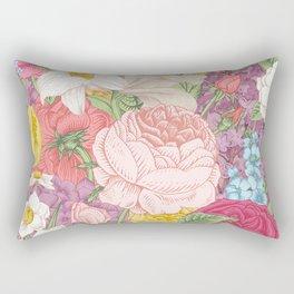 Beautiful meadow Rectangular Pillow