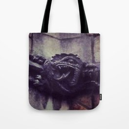 Gargoyle (Yale, CT) Tote Bag