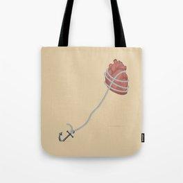 HEART ANCHOR Tote Bag