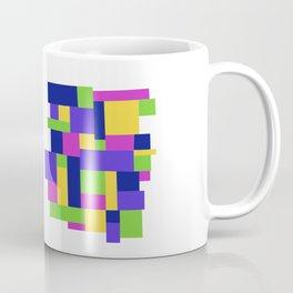 Happy colors quadrille Coffee Mug