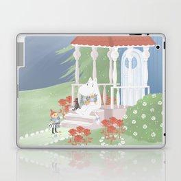 Spring in Moominvalley Laptop & iPad Skin