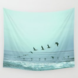 Aerodynamics Wall Tapestry