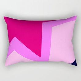 The Lovebirds Rectangular Pillow