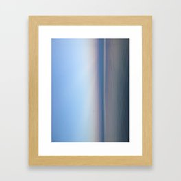 The best place in the whole world Framed Art Print