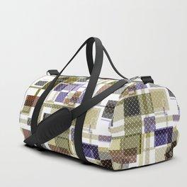 Abstract, geometric pattern 44 Duffle Bag