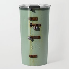 You can never have too many locks Travel Mug