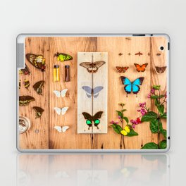 Butterfly Collector Laptop & iPad Skin
