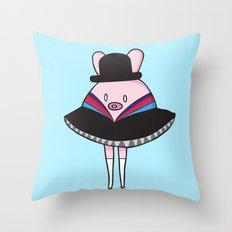 Carmelita Throw Pillow