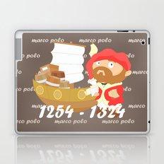Marco Polo Laptop & iPad Skin