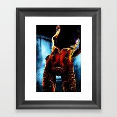 Graphic 1 Framed Art Print
