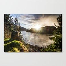 Columbia River Gorge - Oregon Canvas Print