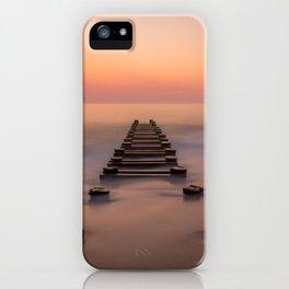 Rehoboth Sunrise iPhone Case