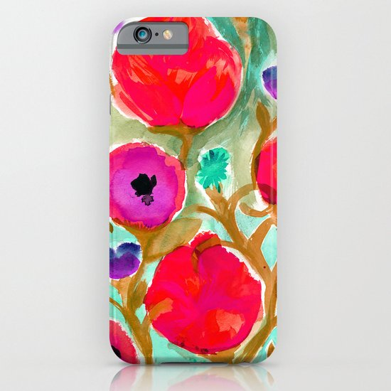 Fiona Flower iPhone & iPod Case
