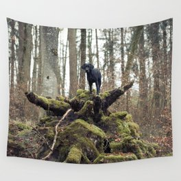 Top Dog Wall Tapestry
