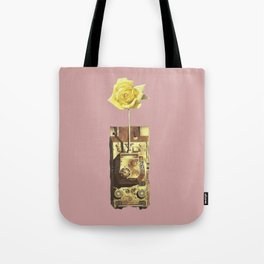 The war is over Tote Bag