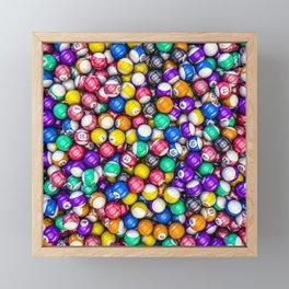 Poolhall Junkies Framed Mini Art Print