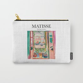 Matisse - The Open Window Carry-All Pouch