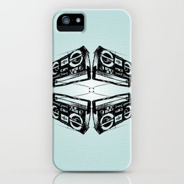 MC Grizzly's Humble Beginnings iPhone Case