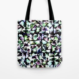 Flag On The Play Licorice Tote Bag