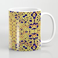 royal Mugs featuring Royal by Lyle Hatch