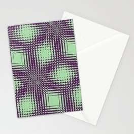 Midnight In Your City Stationery Cards