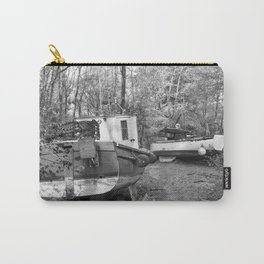 Abandoned Fishing Boats Carry-All Pouch