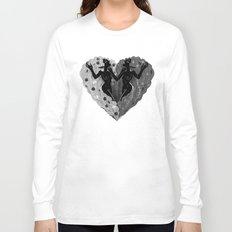 Self Love B/W Long Sleeve T-shirt