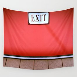 The Next Exit Wall Tapestry