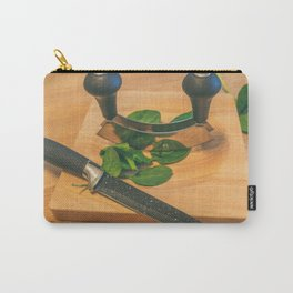 Chopped. Carry-All Pouch